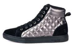 Trussardi Jeans dámské kotníčkové tenisky 79A00452-9Y099999 36 černá