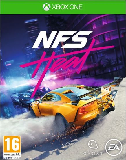 EA Games Need for Speed Heat igra (Xbox One)