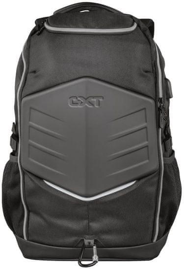 Trust GXT 1255 Outlaw gaming nahrbtnik za prenosnik do 39,6 cm, črn