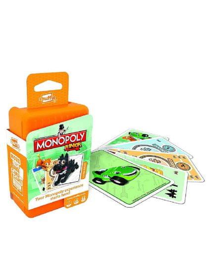 Cartamundi potovalni Monopoly - Junior (karte)