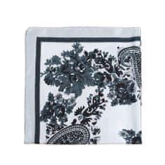 Art of Polo Černobílý orientální šátek