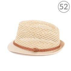 Art of Polo Vzdušný trilby klobouk béžový 52 cm