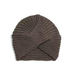 Art of Polo Čepice - turban hnědá