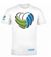 OZS otroška navijaška majica, 140, bela