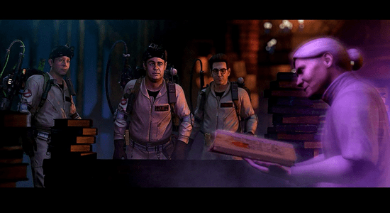 Mad Dog Games Ghostbusters: The Video Game - Remastered (PS4)