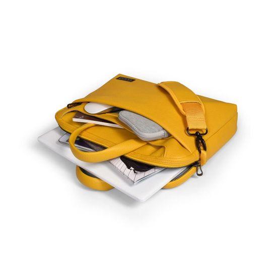 """Port Designs ZURICH toploading brašna 13,3 / 14 """"110310, žltá"""