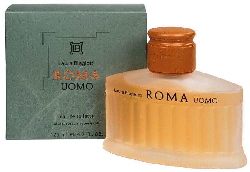 Laura Biagiotti Roma Uomo - EDT 125 ml