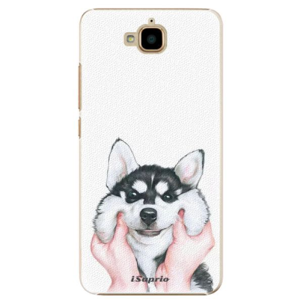 iSaprio Plastový kryt - Malamute 01 pro Huawei Y6 Pro