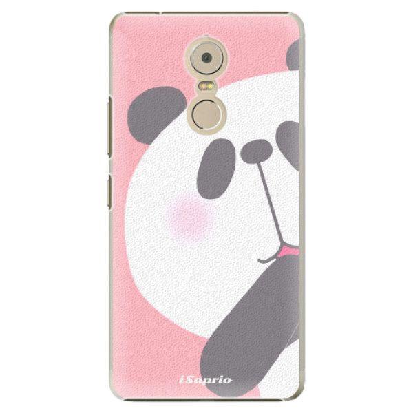iSaprio Plastový kryt - Panda 01 pro Lenovo Vibe K6 Note