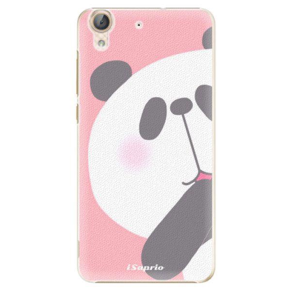 iSaprio Plastový kryt - Panda 01 pro Huawei Y6 II