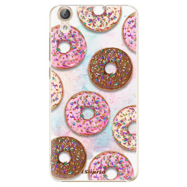 iSaprio Plastový kryt - Donuts 11 pro Huawei Y6 II