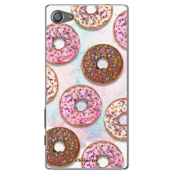 iSaprio Plastový kryt - Donuts 11 pro Sony Xperia Z5 Compact