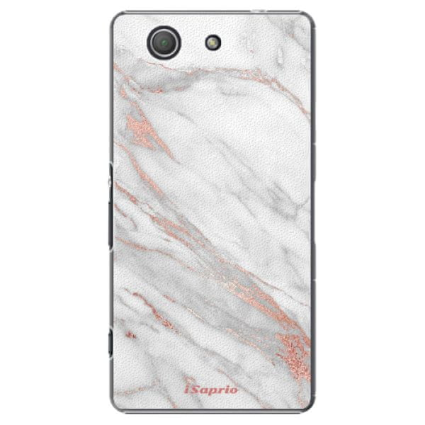 iSaprio Plastový kryt - RoseGold 11 pro Sony Xperia Z3 Compact