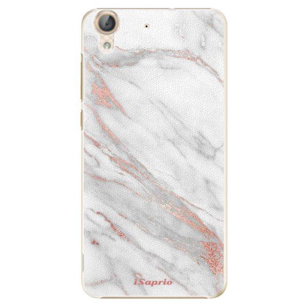 iSaprio Plastový kryt - RoseGold 11 pro Huawei Y6 II