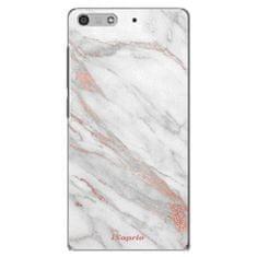 iSaprio Plastový kryt - RoseGold 11 pro Huawei Ascend P7 Mini