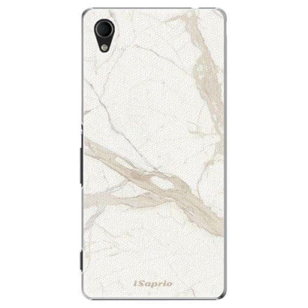 iSaprio Plastový kryt - Marble 12 pro Sony Xperia M4 Aqua