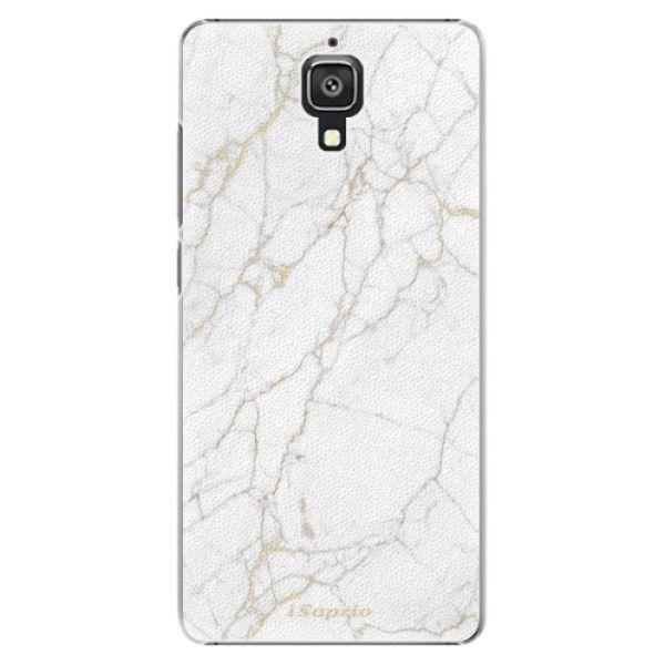 iSaprio Plastový kryt - GoldMarble 13 pro Xiaomi Mi4