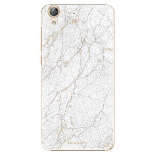 iSaprio Plastový kryt - GoldMarble 13 pro Huawei Y6 II
