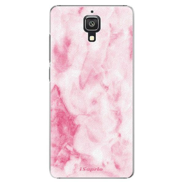 iSaprio Plastový kryt - RoseMarble 16 pro Xiaomi Mi4