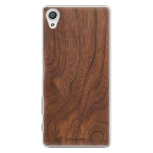 iSaprio Plastový kryt - Wood 10 pro Sony Xperia X