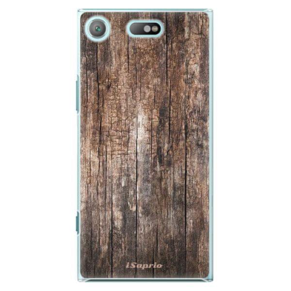 iSaprio Plastový kryt - Wood 11 pro Sony Xperia XZ1 Compact