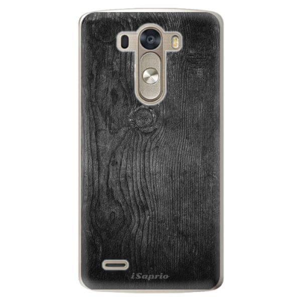 iSaprio Plastový kryt - Black Wood 13 pro LG G3
