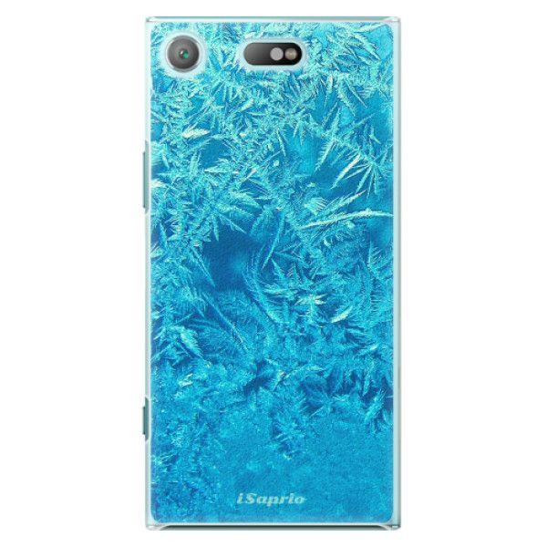 iSaprio Plastový kryt - Ice 01 pro Sony Xperia XZ1 Compact
