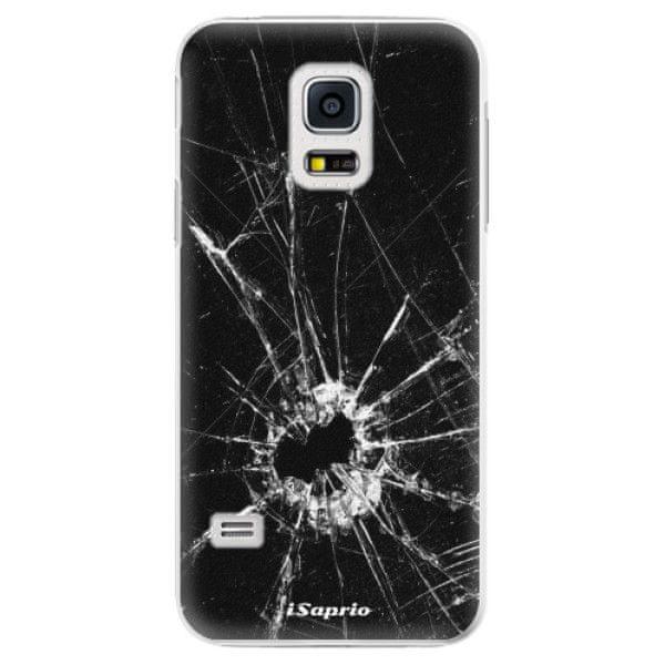 iSaprio Plastový kryt - Broken Glass 10 pro Samsung Galaxy S5 Mini