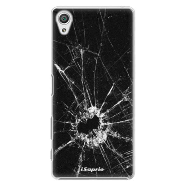 iSaprio Plastový kryt - Broken Glass 10 pro Sony Xperia X