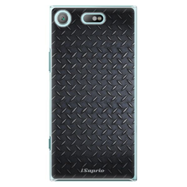 iSaprio Plastový kryt - Metal 01 pro Sony Xperia XZ1 Compact