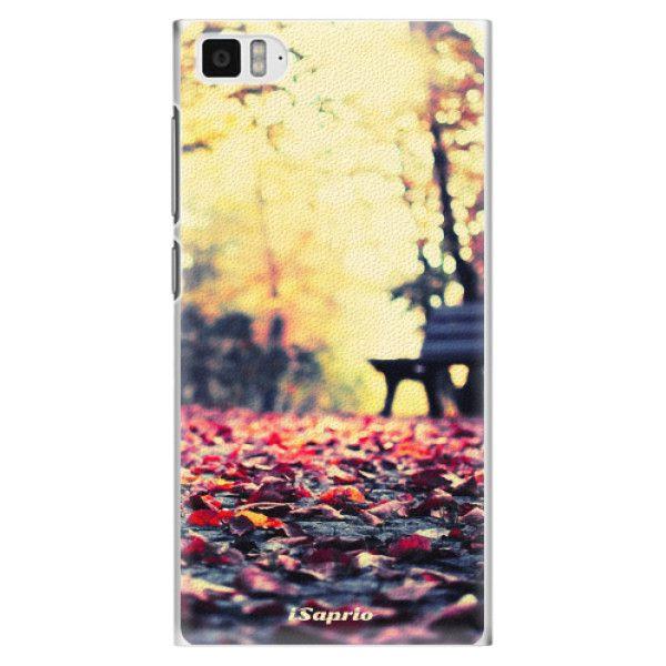 iSaprio Plastový kryt - Bench 01 pro Xiaomi Mi3