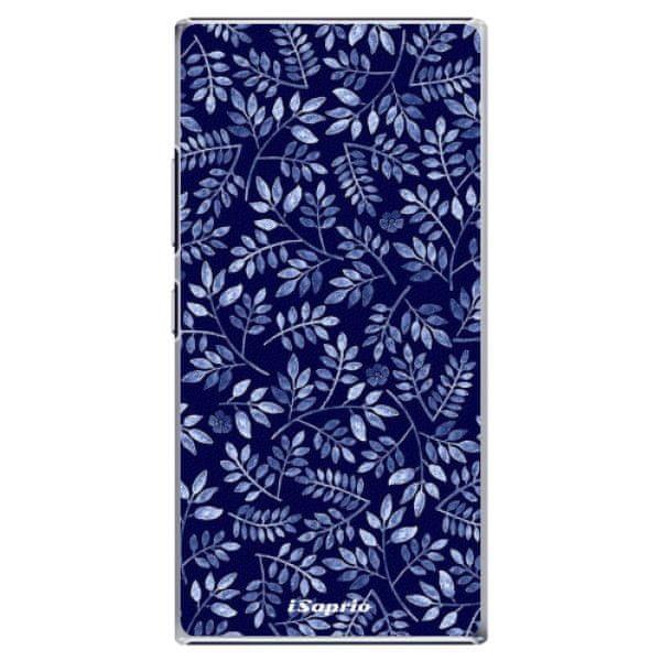 iSaprio Plastový kryt - Blue Leaves 05 pro Lenovo P70