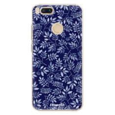 iSaprio Plastový kryt - Blue Leaves 05 pre Xiaomi Mi A1