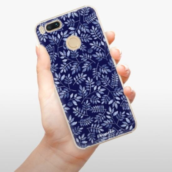 iSaprio Plastový kryt - Blue Leaves 05 pre Apple iPhone 12 Pro Max