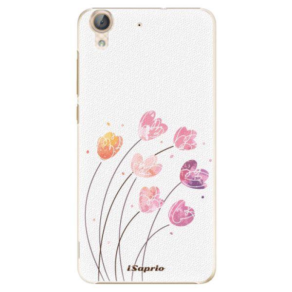 iSaprio Plastový kryt - Flowers 14 pro Huawei Y6 II
