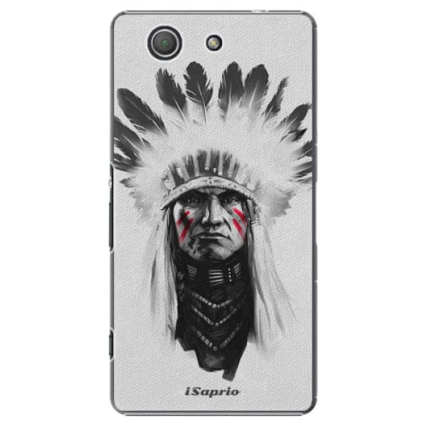 iSaprio Plastový kryt - Indian 01 pro Sony Xperia Z3 Compact