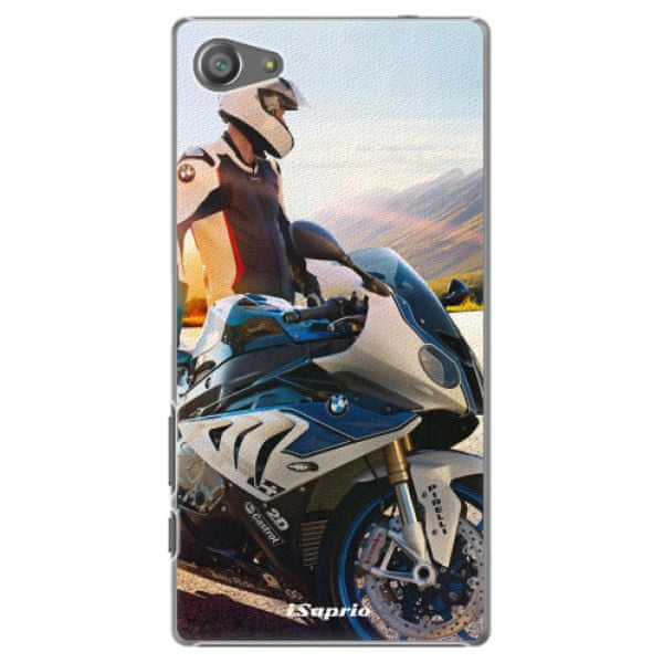 iSaprio Plastový kryt - Motorcycle 10 pro Sony Xperia Z5 Compact