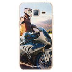 iSaprio Plastový kryt - Motorcycle 10 pro Samsung Galaxy J3 (2016)