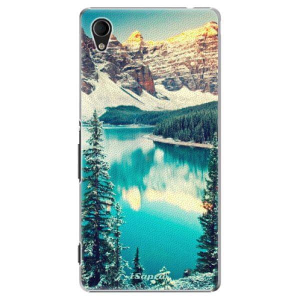 iSaprio Plastový kryt - Mountains 10 pro Sony Xperia M4 Aqua