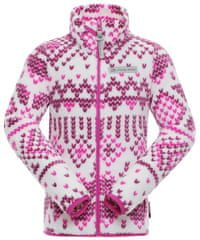 ALPINE PRO dekliška majica ELKINI 3, 104 - 110, roza