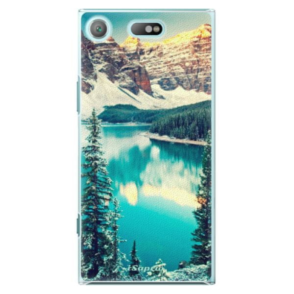 iSaprio Plastový kryt - Mountains 10 pro Sony Xperia XZ1 Compact