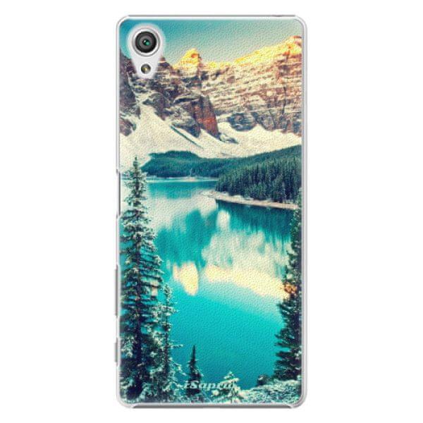 iSaprio Plastový kryt - Mountains 10 pro Sony Xperia X