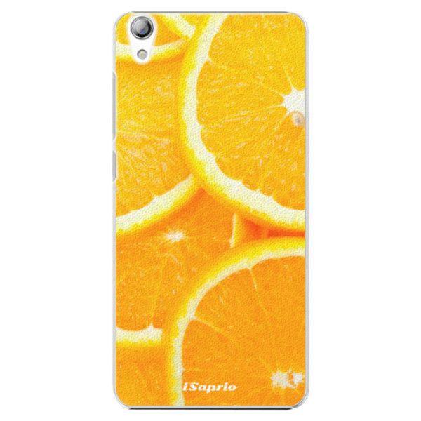 iSaprio Plastový kryt - Orange 10 pro Lenovo S850