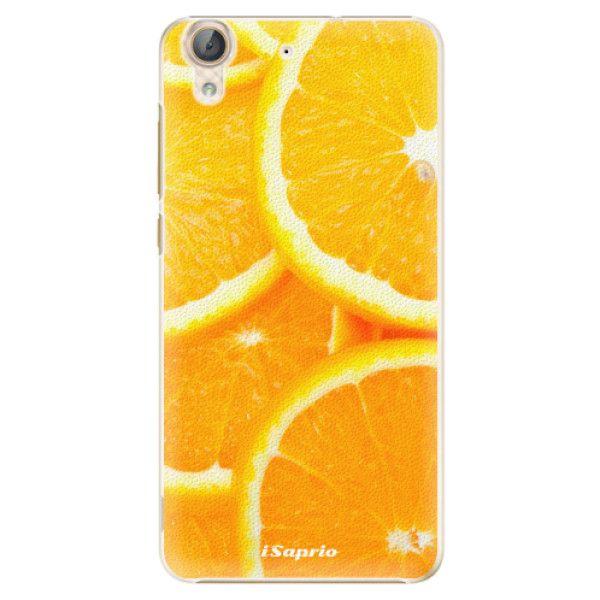 iSaprio Plastový kryt - Orange 10 pro Huawei Y6 II