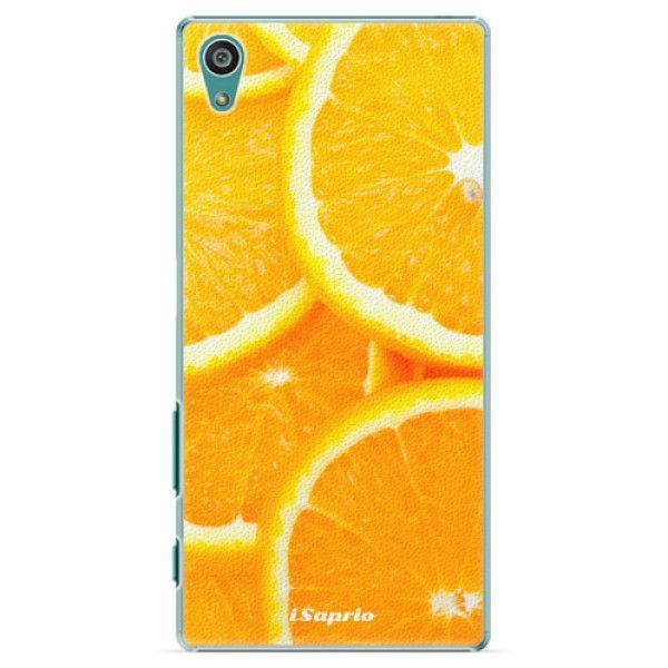 iSaprio Plastový kryt - Orange 10 pro Sony Xperia Z5