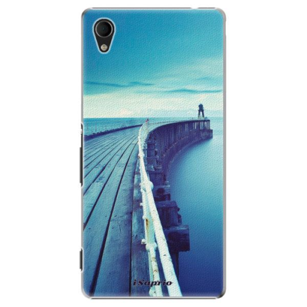 iSaprio Plastový kryt - Pier 01 pro Sony Xperia M4 Aqua