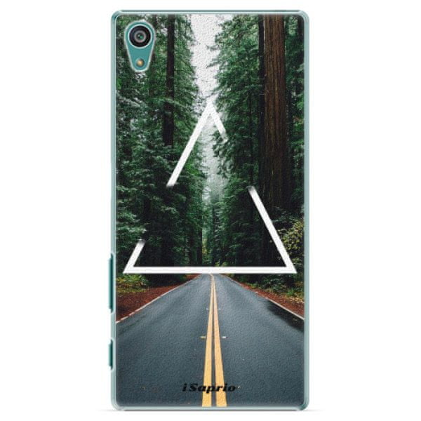 iSaprio Plastový kryt - Triangle 01 pro Sony Xperia Z5