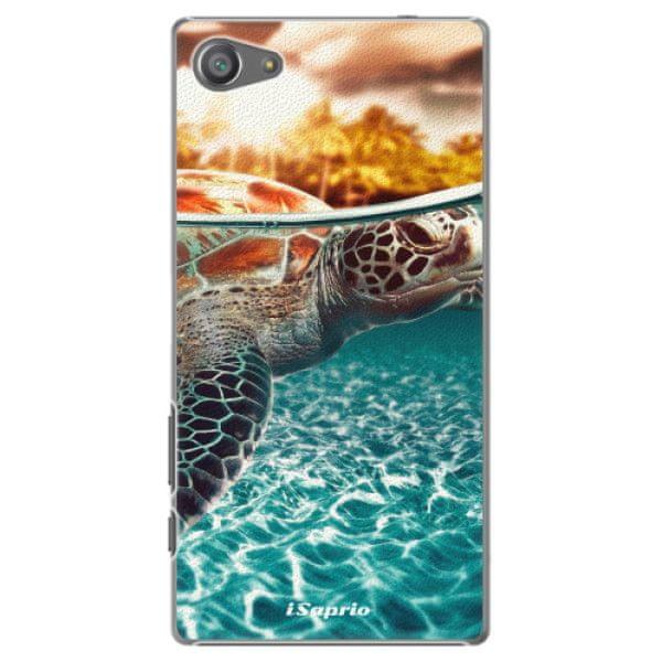 iSaprio Plastový kryt - Turtle 01 pro Sony Xperia Z5 Compact