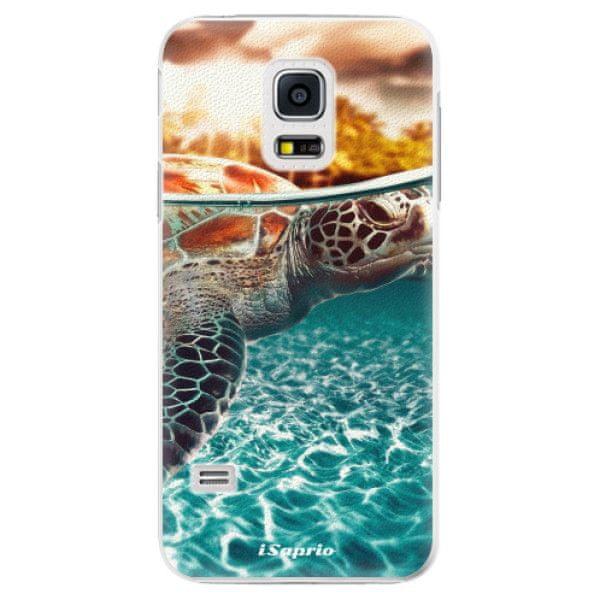 iSaprio Plastový kryt - Turtle 01 pro Samsung Galaxy S5 Mini