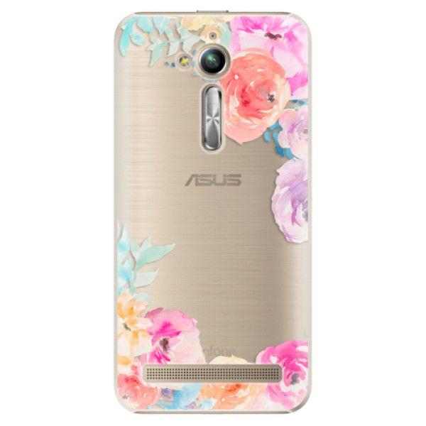 iSaprio Plastový kryt - Flower Brush pro ASUS ZenFone GO 5